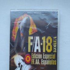 Videojuegos y Consolas: F/A 18. KOREA. EDICION ESPECIAL FUERZAS ARMADAS ESPAÑOLAS. PC. DINAMIC MULTIMEDIA. TDK587. Lote 237289245