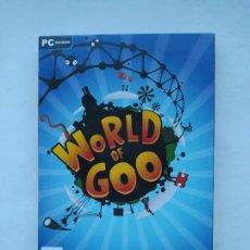 Videojuegos y Consolas: WORLD OF GOO - JUEGO PC CD-ROM. TDK587. Lote 237289685