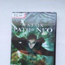 Videojuegos y Consolas: JUEGO DE PC. MATRIX PATH OF NEO. NUEVO. TDK587. Lote 237290520