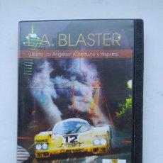 Videojuegos y Consolas: L.A. BLASTER - ¡LIBERA LOS ANGELES! ¡CONDUCE Y DISPARA! JUEGO PC. CD ROM. PIZZA WORLD. TDK587. Lote 237292340