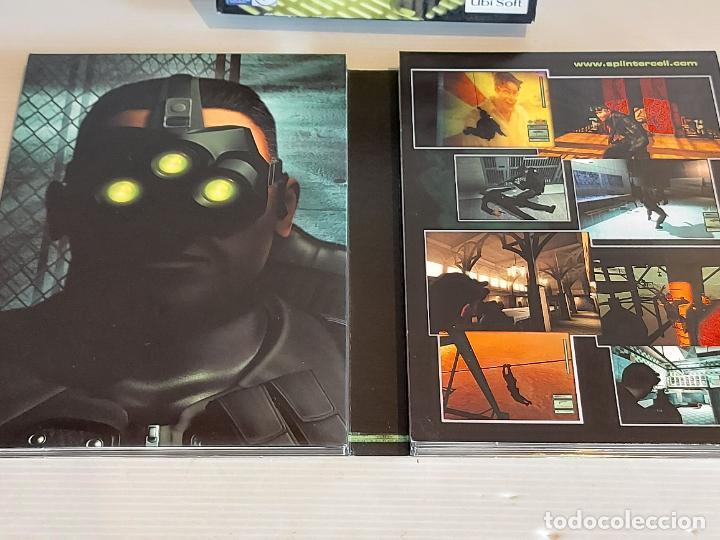 Videojuegos y Consolas: SPLINTER CELL / PC.CD-ROM / COMPLETO 3 DISCOS / MUY BUENA CALIDAD. OCASIÓN ! - Foto 2 - 237304575