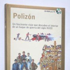 Jeux Vidéo et Consoles: POLIZÓN (BARCO SXVIII) ** CD ROM PC * COLECCION INTERACTIVA * GOLD SERIE (ZETA MULTIMEDIA). Lote 237711260