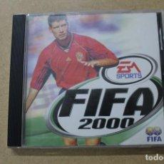 Videogiochi e Consoli: FIFA 2000 JUEGO PC. Lote 237759380