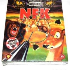 Videojuegos y Consolas: JUEGO PC CAJA GRANDE NFK CD-ROM NUEVO PRECINTADO. Lote 238135570