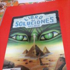 Jeux Vidéo et Consoles: LIBRO SOLUCIONES PROEIN VOLUMEN 14. Lote 238190060