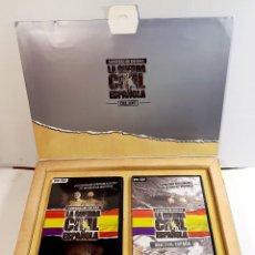 Videojuegos y Consolas: LA GUERRA CIVIL ESPAÑOLA *** PC CD- ROM EDITORIAL PLANETA-DE AGOSTINI 2008. Lote 238514840