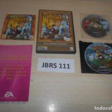 Videojuegos y Consolas: PC - LA FUGA DE MONKEY ISLAND , EDICION ESPAÑOLA , COMPLETO. Lote 239796910