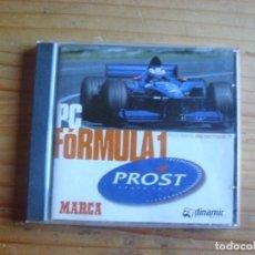 Videojuegos y Consolas: JUEGO PC: FORMULA 1. Lote 241199005