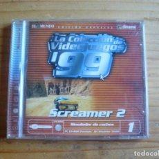 Videojuegos y Consolas: JUEGO PC: SCREAMMER 2 JUEGO DE CARRERAS. Lote 241199155