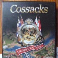 Videojuegos y Consolas: JUEGO PC: COSSACKS. Lote 241199850
