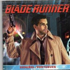 Videogiochi e Consoli: GUÍA USUARIO JUEGO BLADE RUNNER PARA PC. Lote 242468275