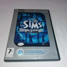 Videojuegos y Consolas: JUEGO PC LOS SIMS MAGIA POTAGIA DISCO EXPANSION. Lote 242841645