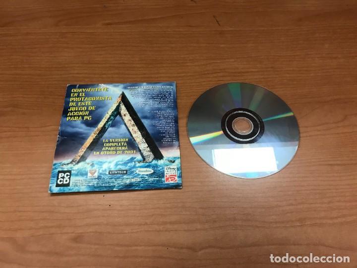 Videojuegos y Consolas: JUEGO PC 1997 DISNEY ATLANTIS EL IMPERIO PERDIDO WINDOWS 96/97 - Foto 2 - 243628815