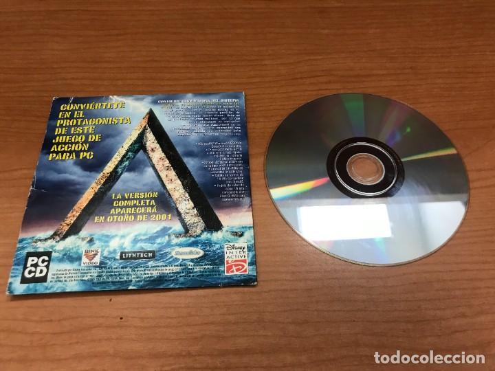 Videojuegos y Consolas: JUEGO PC 1997 DISNEY ATLANTIS EL IMPERIO PERDIDO WINDOWS 96/97 - Foto 3 - 243628815