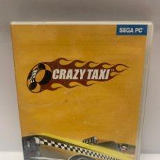 Jeux Vidéo et Consoles: PC 761 CRAZY TAXI JUEGOS PC SEGUNDA MANO. Lote 243807020