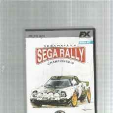 Videojuegos y Consolas: PC SEGA RALLY CHAMPIONSHIP. Lote 244663805