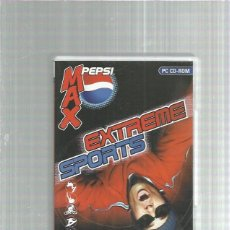 Videojuegos y Consolas: PEPSI PC EXTREME SPORTS. Lote 244665425
