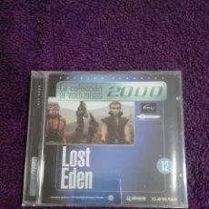 Videojuegos y Consolas: LOST EDEN LA COLECCIÓN DE VIDEO JUEGOS 2000 PC CD-ROM Nº 12. Lote 244712910