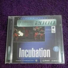 Videojuegos y Consolas: INCUBATION Nº 11 COLECCIÓN DE VIDEOJUEGOS 2000 EDICIÓN ESPECIAL PC CD-ROM ESTRATEGÍA 3D. Lote 244714245