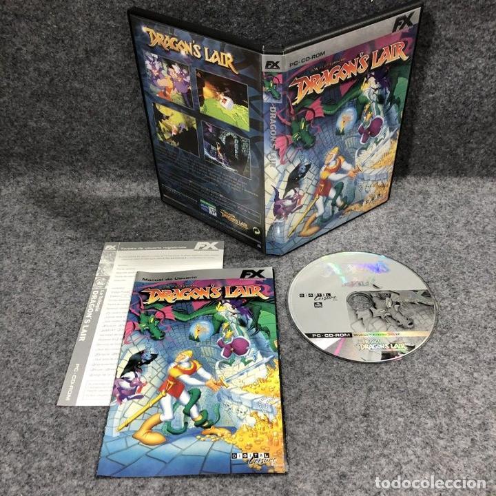 DRAGONS LAIR PC (Juguetes - Videojuegos y Consolas - PC)