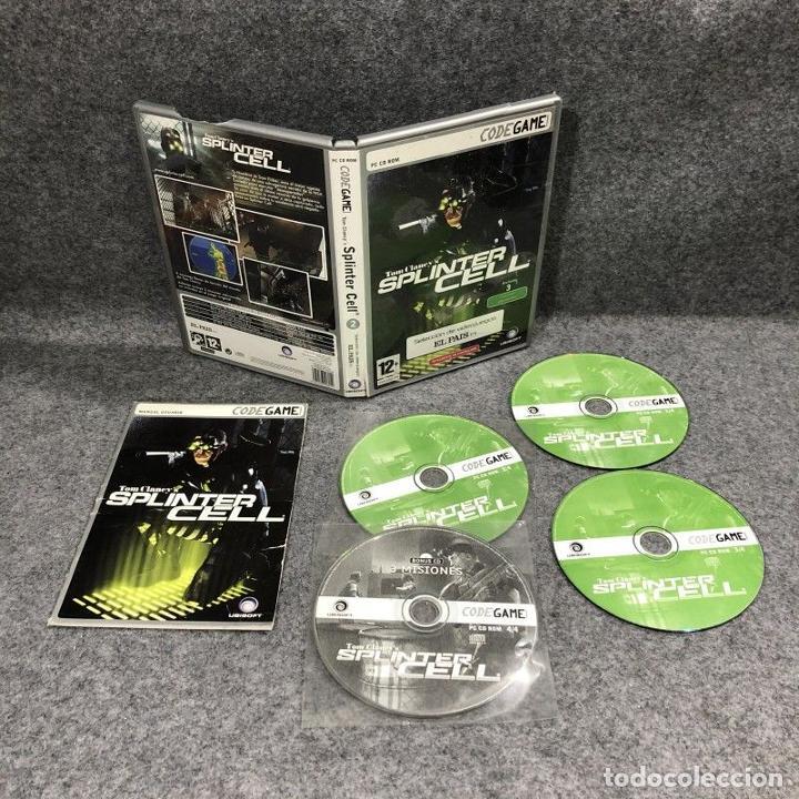 TOM CLANCYS SPLINTER CELL PC (Juguetes - Videojuegos y Consolas - PC)