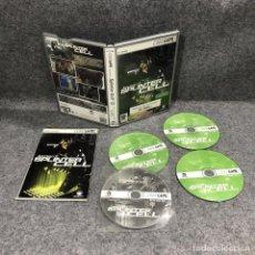 Videojuegos y Consolas: TOM CLANCYS SPLINTER CELL PC. Lote 244837830
