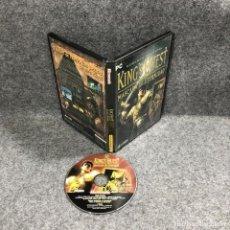 Videojuegos y Consolas: KINGSS QUEST MASCARA DE ETERNIDAD PC. Lote 244837835