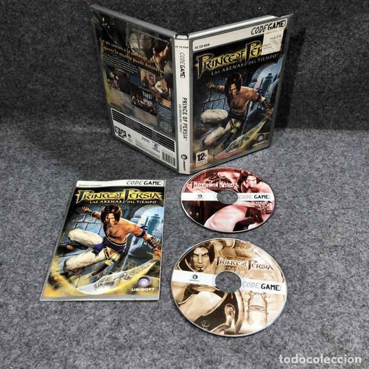 PRINCE OF PERSIA LAS ARENAS DEL TIEMPO PC (Juguetes - Videojuegos y Consolas - PC)