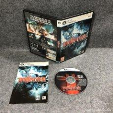 Videojuegos y Consolas: WOLFENSTEIN PC. Lote 244837845