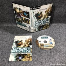 Videojuegos y Consolas: TOM CLANCYS GHOST RECON ADVANCED WARFIGHTER PC. Lote 244837860