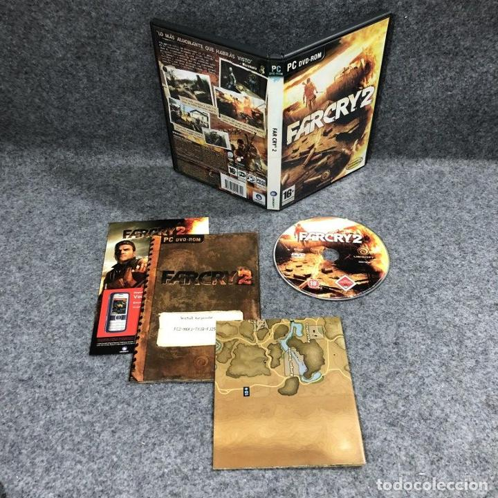FARCRY 2 PC (Juguetes - Videojuegos y Consolas - PC)