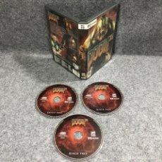 Videojuegos y Consolas: DOOM 3 PC. Lote 244837875