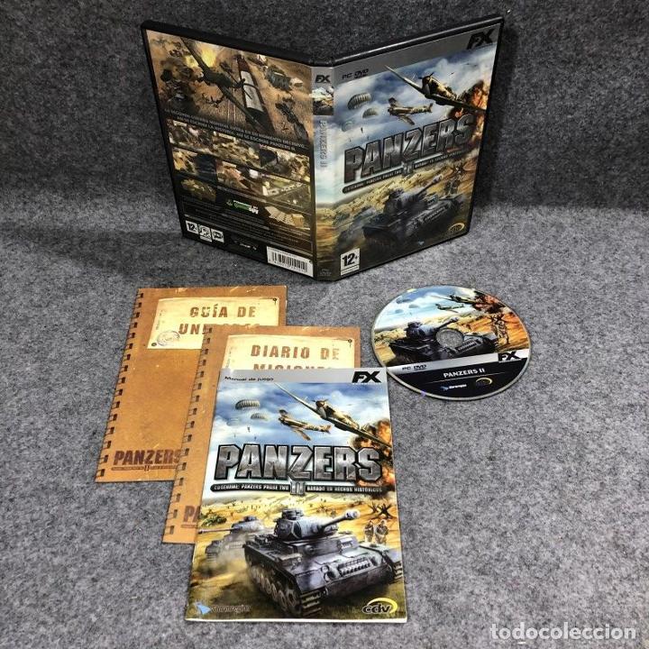 PANZERS II PC (Juguetes - Videojuegos y Consolas - PC)