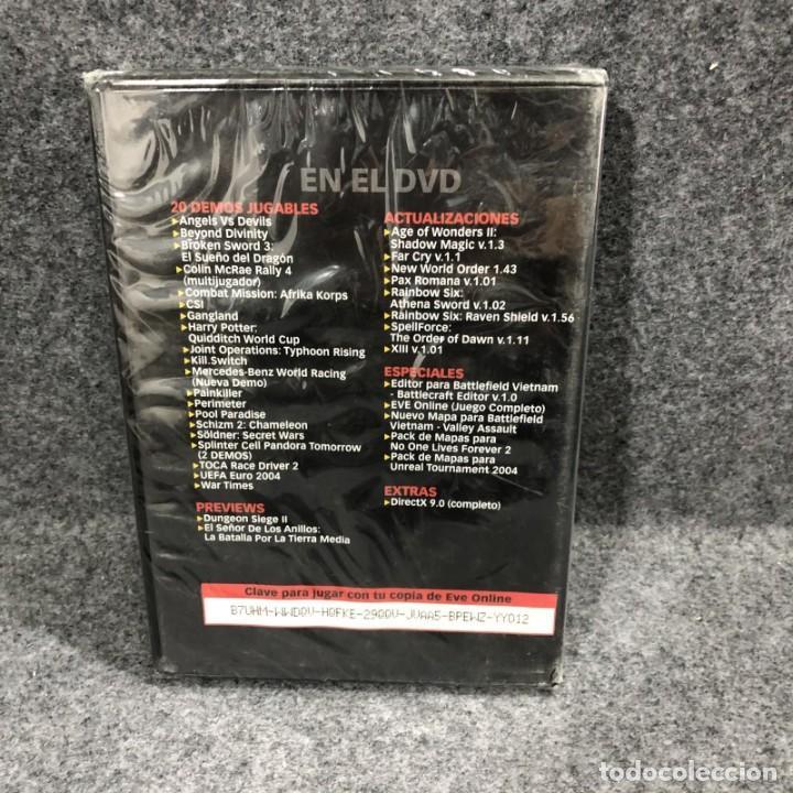 Videojuegos y Consolas: DVD PC MICROMANIA 20 DEMOS JUGABLES NUEVO PRECINTADO PC - Foto 2 - 244837905