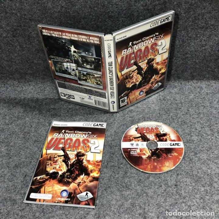 TOM CLANCYS RAINBOW SIX VEGAS 2 PC (Juguetes - Videojuegos y Consolas - PC)