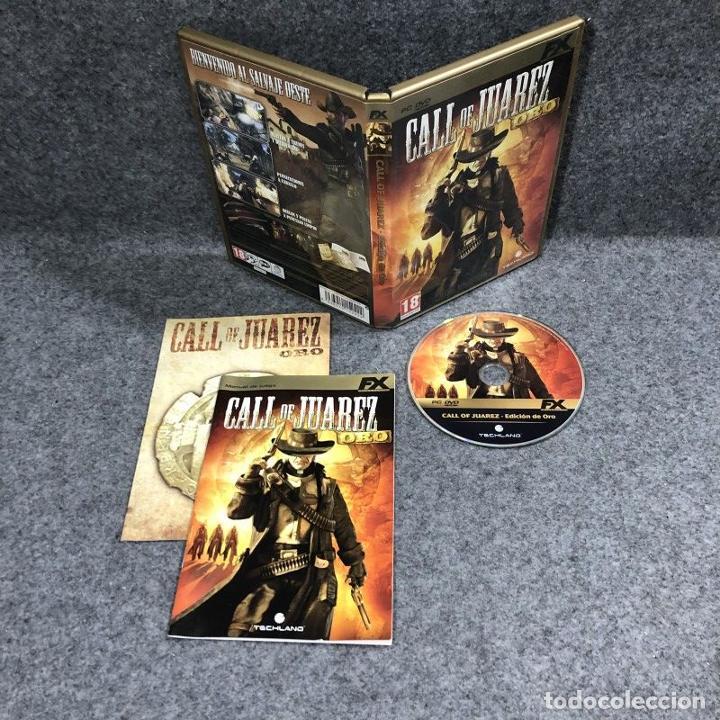 CALL OF JUAREZ EDICION DE ORO PC (Juguetes - Videojuegos y Consolas - PC)