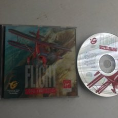 Videojuegos y Consolas: FLIGHT UNLIMITED VIRGIN PC CD ROM KREATEN. Lote 245060550