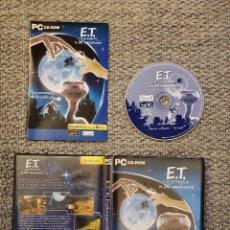 Videojuegos y Consolas: JUEGO PC DVD-ROM ET EL EXTRATERRESTRE 20 ANIVERSARIO 2002 CASTELLANO SPA. Lote 245434210