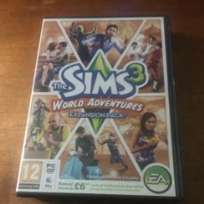Videojuegos y Consolas: THE SIMS 3 WORLD ADVENTURES. Lote 245722575