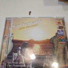 Videojuegos y Consolas: M-13 PC CD ROM SAN FERNANDO QUE ENCANTO. Lote 245992005