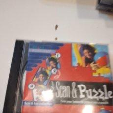 Videojuegos y Consolas: M-13 PC CD ROM SCAN Y PUZZLE. Lote 245992280