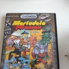 Videogiochi e Consoli: M-15 JUEGO PC CDROM MORTADELO Y FILEMON TERROR ESPANTO Y PAVOR. Lote 246284280