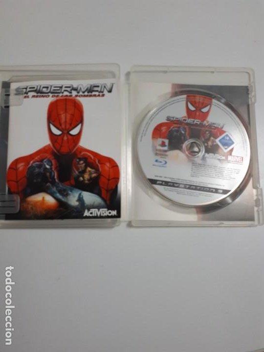 Videojuegos y Consolas: JUEGO PLAYSTATION 3 SPIDER-MAN - Foto 3 - 237773335