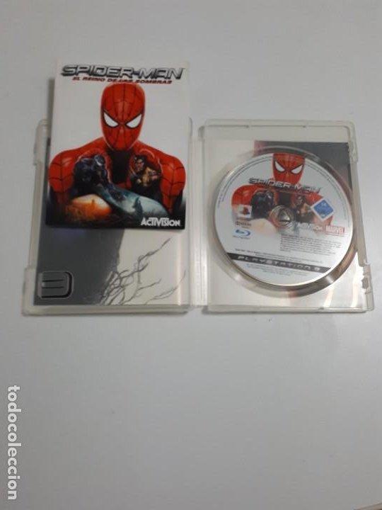 Videojuegos y Consolas: JUEGO PLAYSTATION 3 SPIDER-MAN - Foto 4 - 237773335