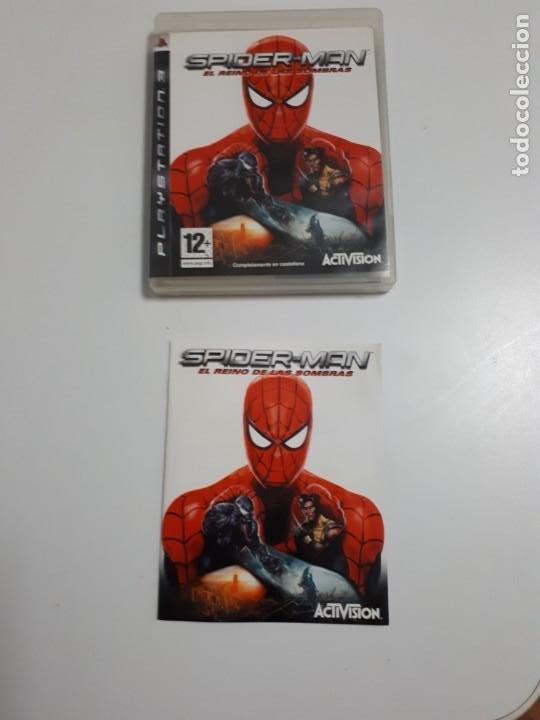 Videojuegos y Consolas: JUEGO PLAYSTATION 3 SPIDER-MAN - Foto 5 - 237773335