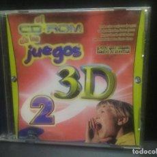 Videojuegos y Consolas: CD ROM DE LOS JUEGOS 3D PEPETO. Lote 247264130