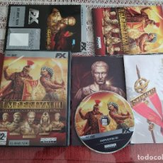 Videojuegos y Consolas: JUEGO PC DVD INPERIVM III FX. Lote 247665240