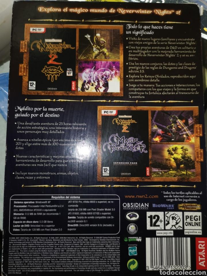 Videojuegos y Consolas: Neverwinter Nights gold edition - Foto 2 - 247841710