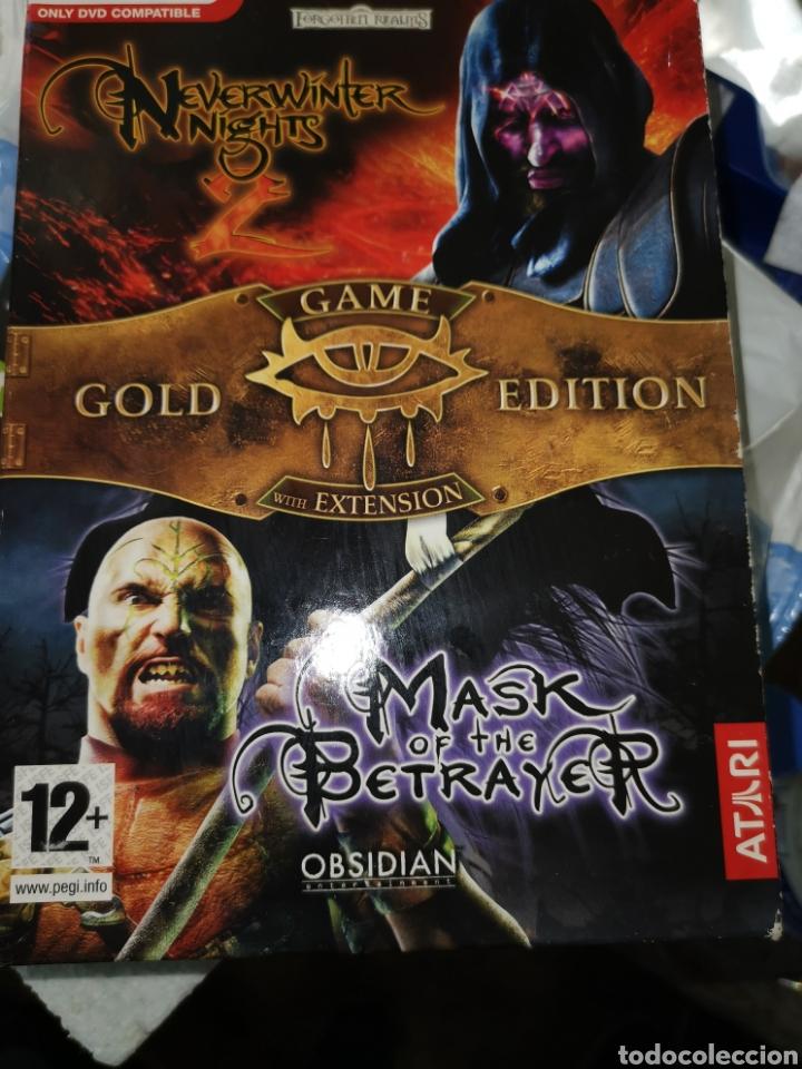 NEVERWINTER NIGHTS GOLD EDITION (Juguetes - Videojuegos y Consolas - PC)