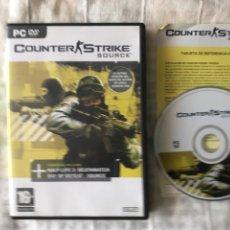 Videojogos e Consolas: COUNTER STRIKE SOURCE PC DVD KREATEN. Lote 248179935